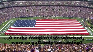National Anthem Lyrics Of USA