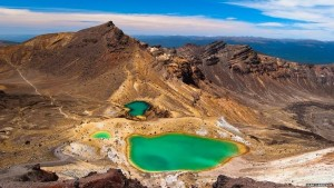 Tongariro National Park New zealand
