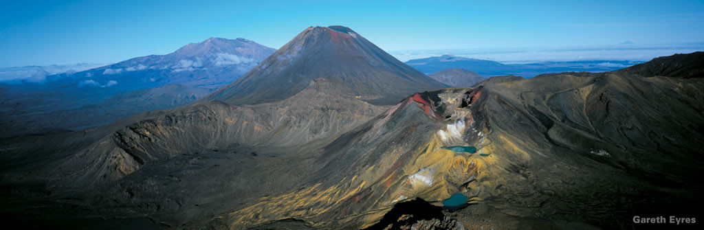Tongariro National Park-New zealand