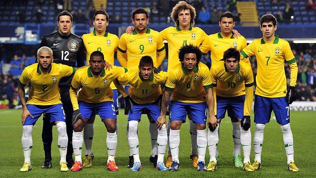 Výsledek obrázku pro brazil national team
