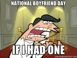national boyfriend day- when is national boyfriend day for 2016 -2015 -2017-2018-2019 2020 2021- quotes happy national boyfriend day october 3rd . Oct ex-girlfriend-meme-20