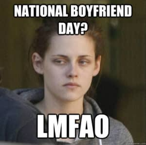 sad girlfriend photo