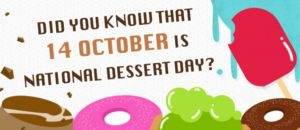 National Frappe Day October 7th