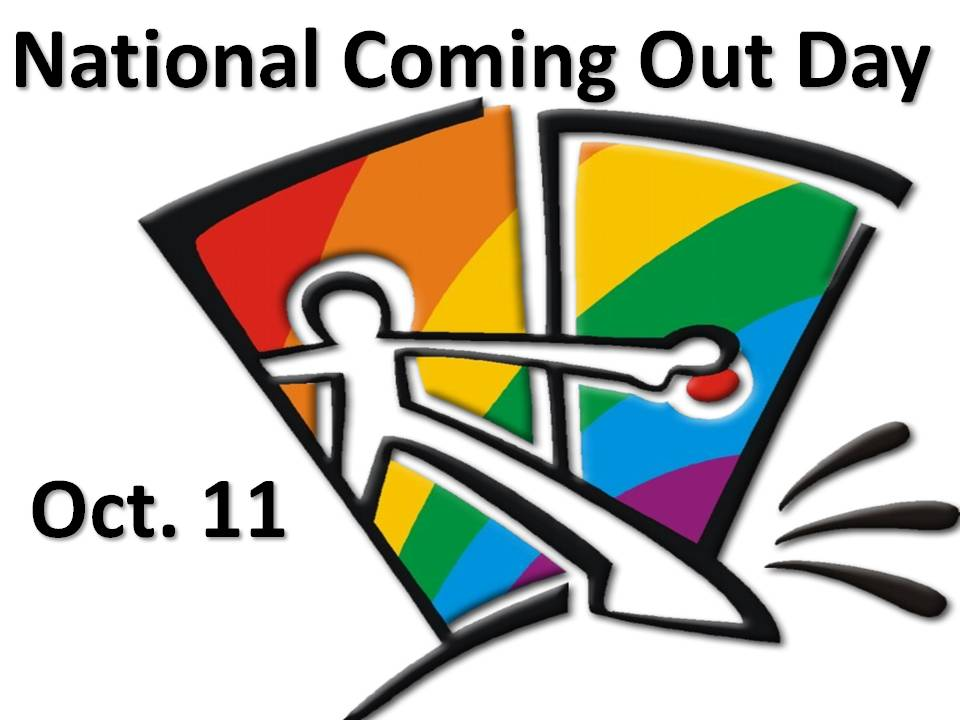 National Coming Out Day October-11(Latest Article ...