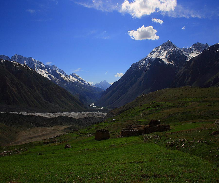 Broghil national park chitral-Valley