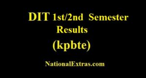 DIT-Result-2nd-Semester-November-2017-kpk-KPBTE