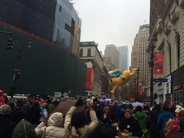All About Macy's Thanksgiving Day Parade In New York City-2017