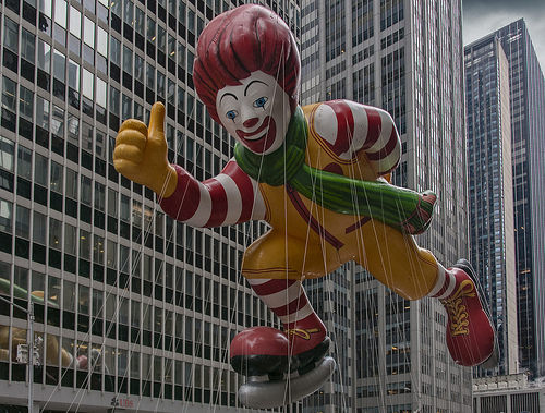 All About Macy's Thanksgiving Day Parade In New York City-2017-6